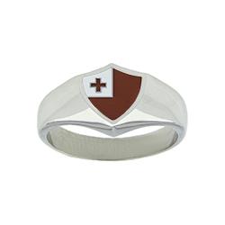Tonga Flag Ring