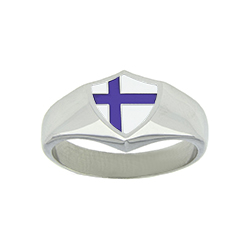 Finland Flag Ring