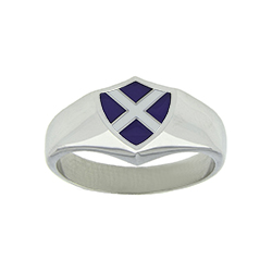 Scotland Flag Ring