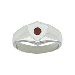 Japan Flag Ring