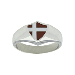 Denmark Flag Ring