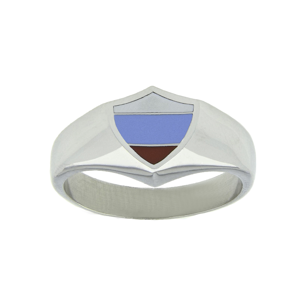 LDS Chile Flag Ring