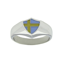 Sweden Flag Ring