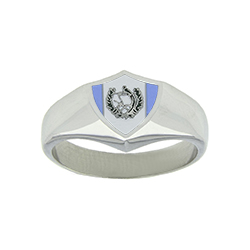 Guatemala Flag Ring