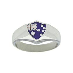 Australia Flag Ring