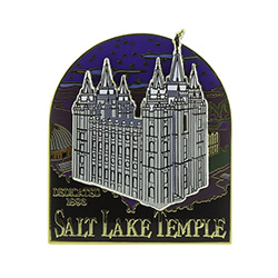 Salt Lake City Temple Pin
