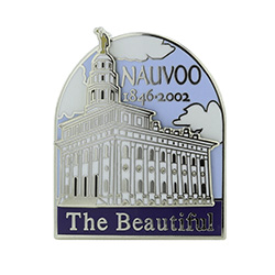 Nauvoo Temple Pin