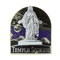 Christus Pin christus pin, temple square pin, christus on temple square
