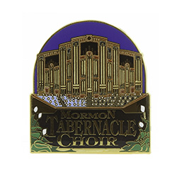 Mormon Tabernacle Choir Pin