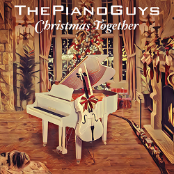 The Piano Guys: A Christmas Together CD
