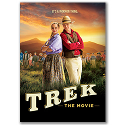 Trek: The Movie - DVD trek the movie, trek movie, trek, movie about trek