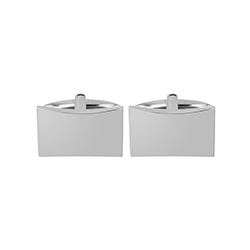 Customizable Square Cufflinks