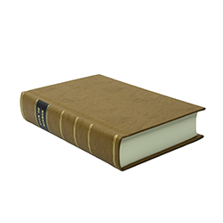 Leather 1830 Book of Mormon Replica - SS-9780929753386