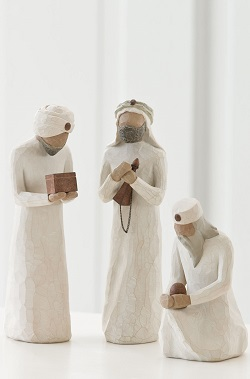 Willow Tree The Three Wisemen (set of 3) - WT-26027
