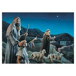 Come Ye To Bethlehem - Print