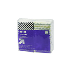 Pocket Tissues - 4 Pack