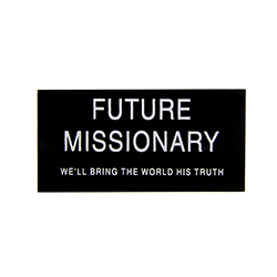 image relating to Future Missionary Tag Printable identify LDS Pins Bars Lapel Pins, Tie Bars Tie Pins