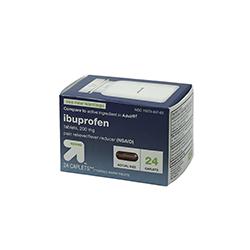 Ibuprofen - 24 caplets