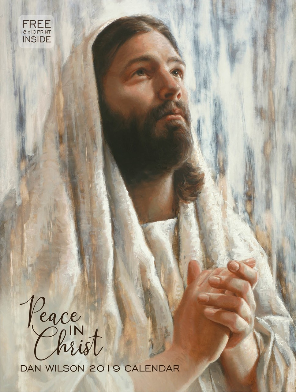 2019 Peace in Christ Calendar - Dan Wilson