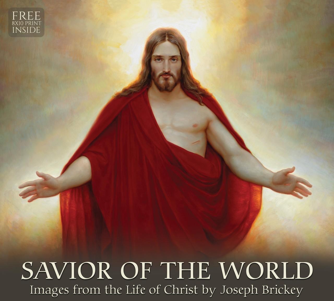2019 Savior of the World Calendar - Joseph Brickey - AFA-JBCAL2019