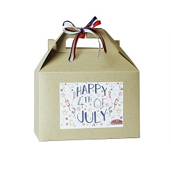 Independence Day Gift Box - LDP-MGB152
