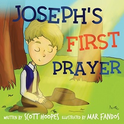Joseph's First Prayer Board Book