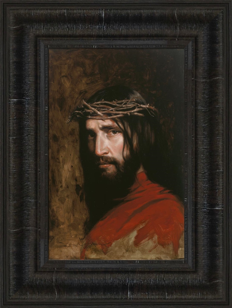 Crown of Thorns - Framed