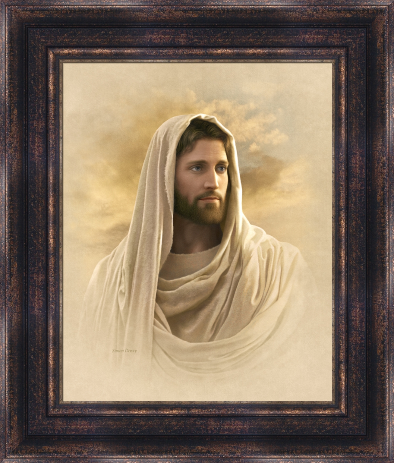 Grace & Truth - Framed in Portraits of Christ | LDSBookstore.com (#D ...