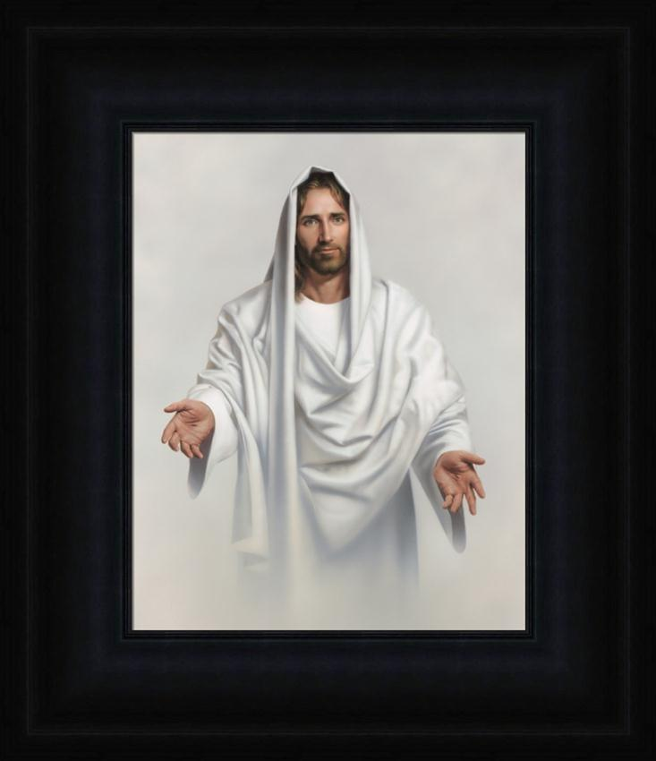 Abide With Me - Framed in Portraits of Christ | LDSBookstore.com (#D ...