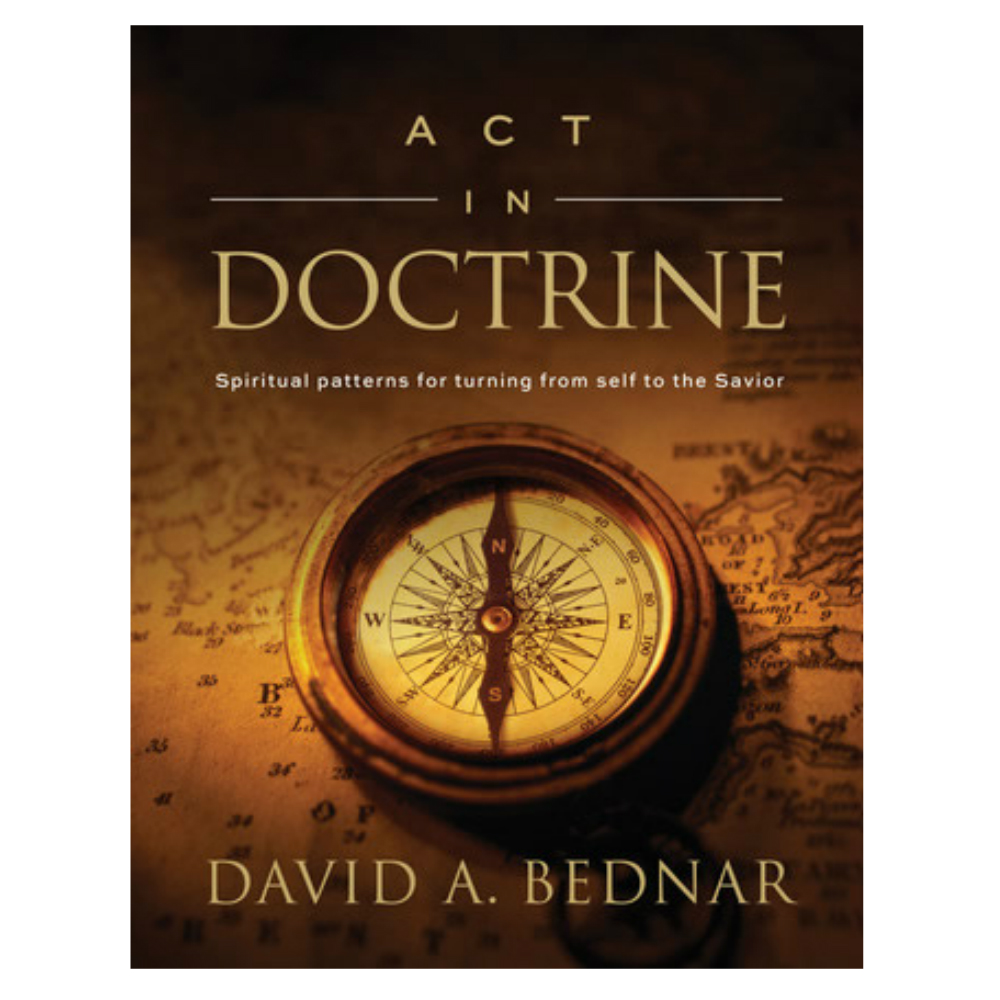 Act in Doctrine (with DVD)