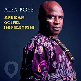 Alex Boyé: African Gospel Inspirations CD - X-SBT-AB006