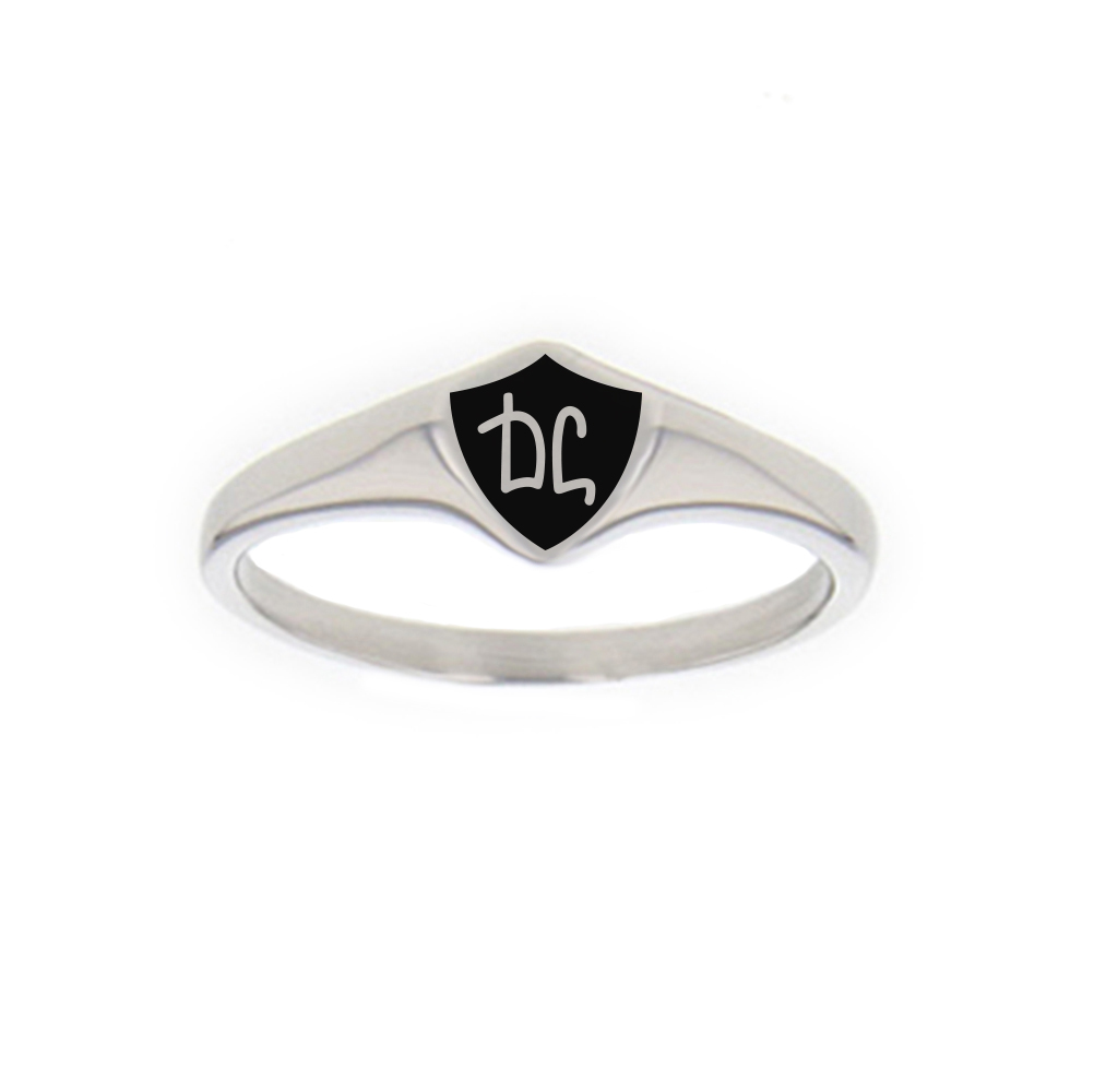 Armenian CTR Ring - Mini armenian, armenian ring, armenian ctr ring