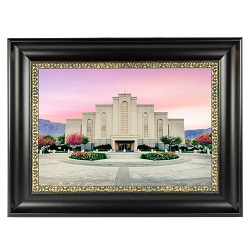 Albuquerque Temple - Pink Dawn