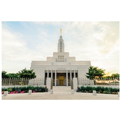 Draper Temple - Summer Sun Framed Draper Temple Art, Draper Temple Photography, lds temple photography, fine art lds temples, lds temple art, framed lds temples, draper utah temple photos, draper utah temple photography
