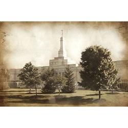 Columbus Temple - Vintage