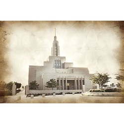Draper Temple - Vintage