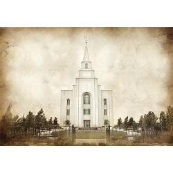 Kansas City Temple - Vintage  - LDP-VTA-KCMO