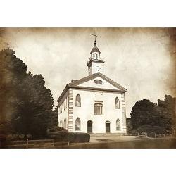 Kirtland Temple - Vintage