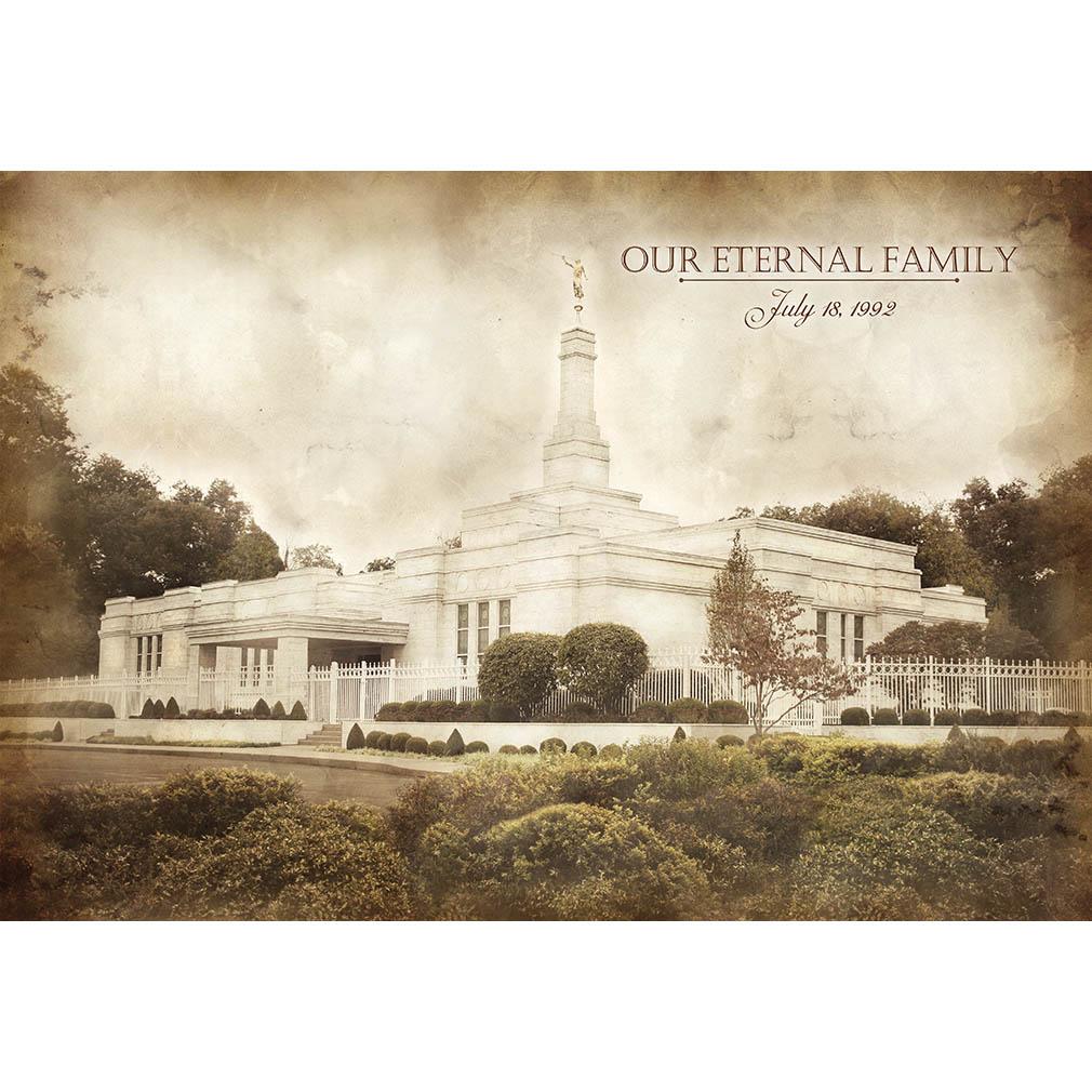 Louisville Temple - Vintage - LDP-VTA-LOU