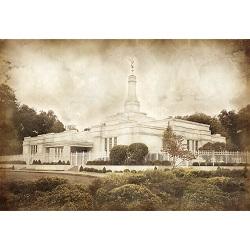 Louisville Temple - Vintage
