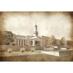 Monticello Temple - Vintage