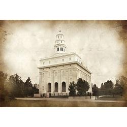 Nauvoo Temple - Vintage - LDP-VTA-NAUV