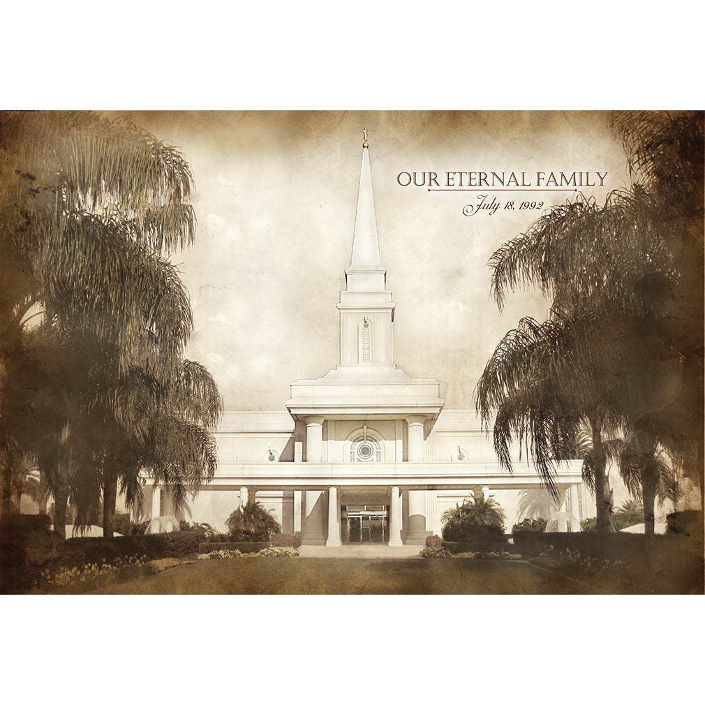 Orlando Temple - Vintage - LDP-VTA-ORL
