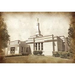 Palmyra Temple - Vintage