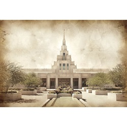 Phoenix Temple - Vintage