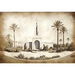 Redlands Temple - Vintage