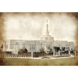 Reno Temple - Vintage - LDP-VTA-RENO