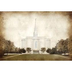 St. Louis Temple - Vintage - LDP-VTA-STLOU