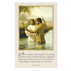 LDS Program Covers From LDSBookstore