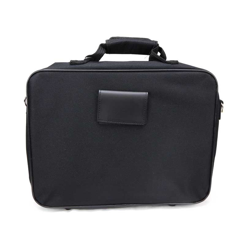 Black Carry-all Temple Bag - LDS-466050301